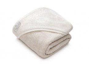 Bambusovo-lněný ultra měkký ručník