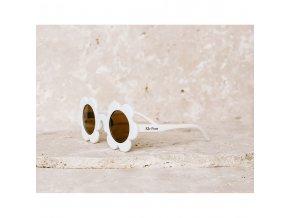 Sluneční brýle Elle Porte- bílé