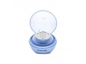 UV sterilizátor na dudlíky- modrý