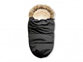 Univerzální zimní fusak (Podšití Sherpa beránek, Varianta S kožešinovým lemem)