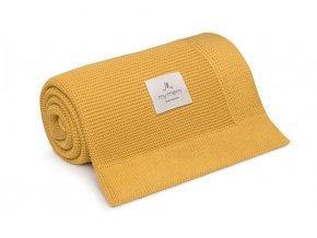 Bambusová deka- medová