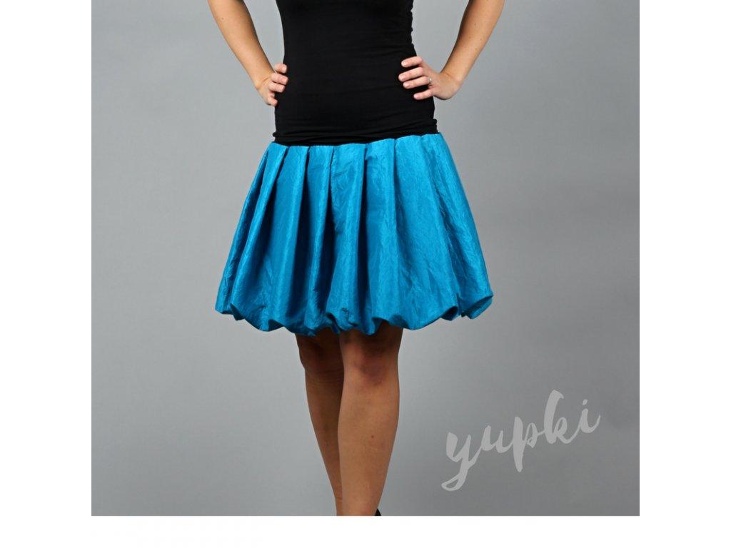 yupki jasně modrá