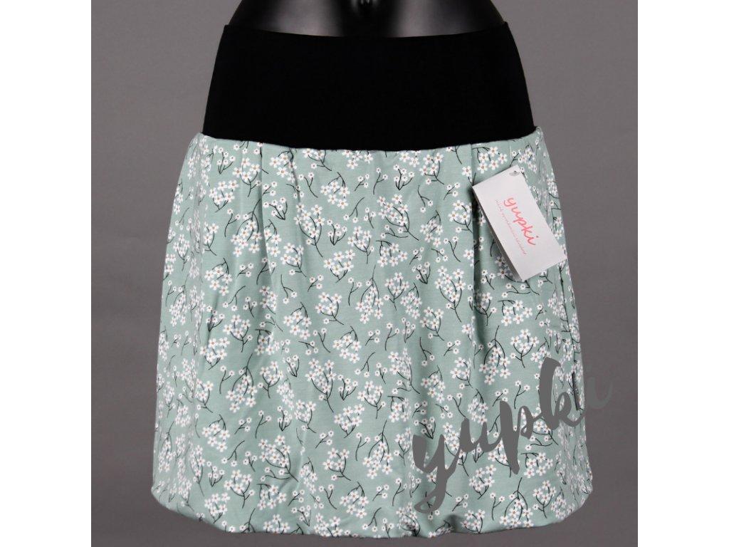 dfa4ff67e46 Balonová sukně - YUPKI