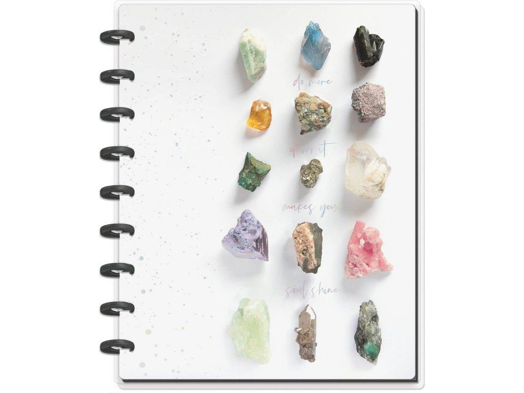 Zápisník Happy Notes CLASSIC Your Soul Shine