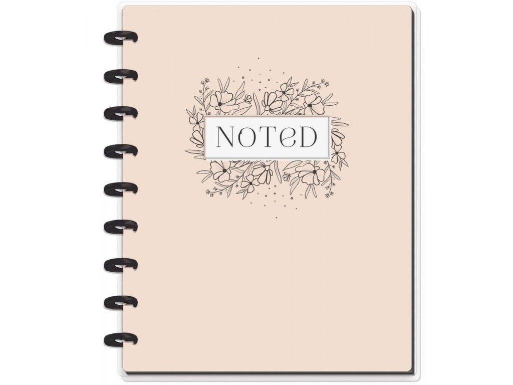 Zápisník Happy Notes CLASSIC Notes