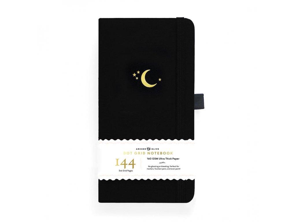 Cestovní zápisník Archer & Olive Crescent Moon