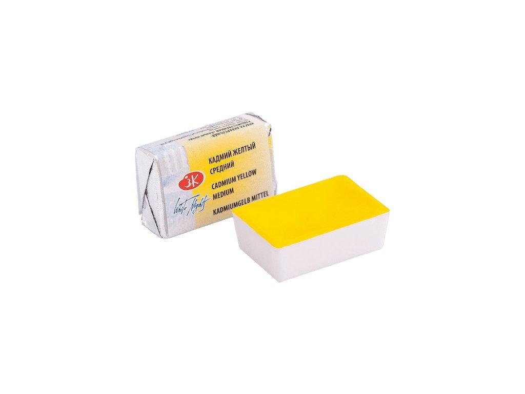 Akvarelové barvy White Nights Cadmium Yellow Medium, 1 ks