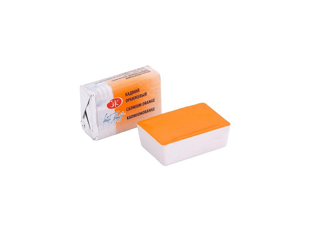 Akvarelové barvy White Nights Cadmium Orange, 1 ks