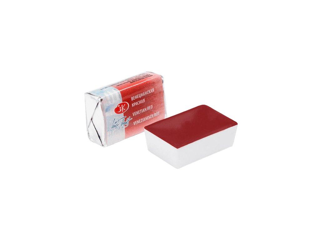 Akvarelové barvy White Nights Venetian Red, 1 ks