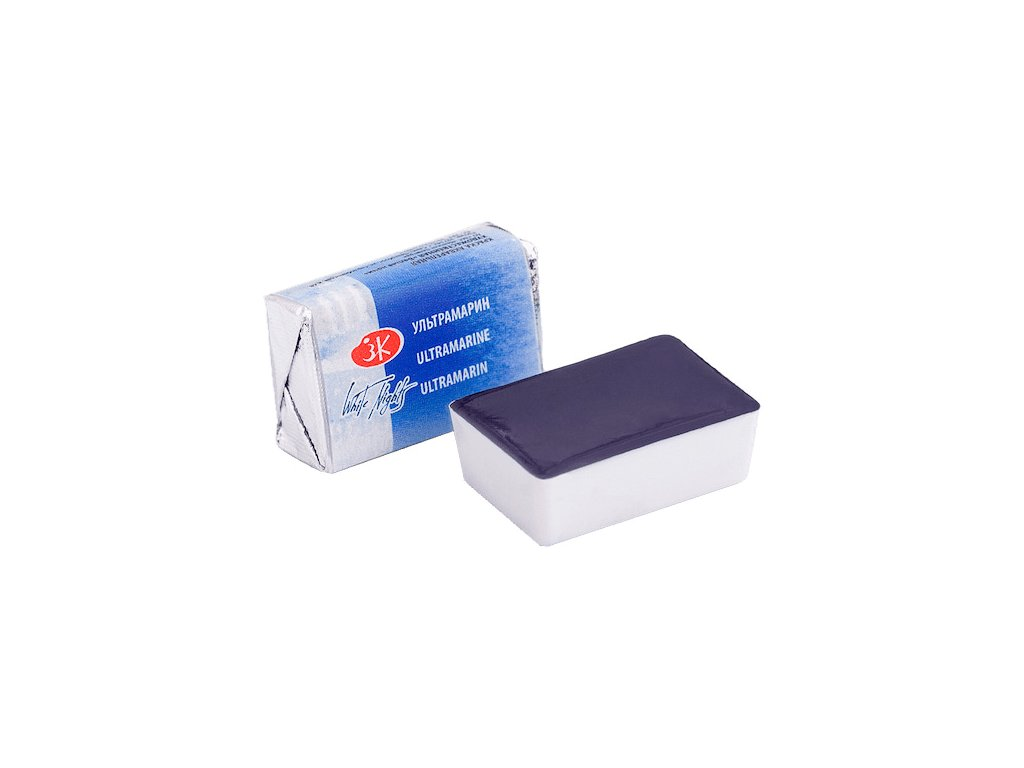 Akvarelové barvy White Nights Ultramarine, 1 ks