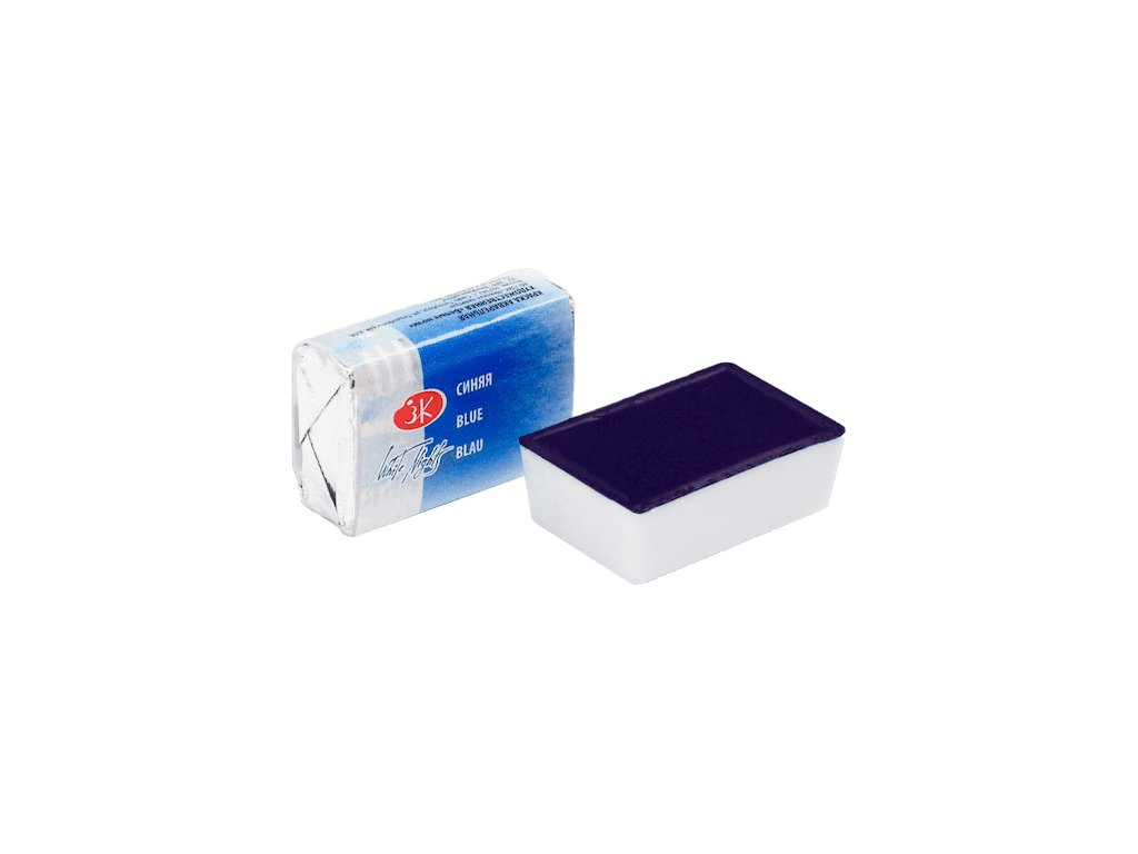 Akvarelové barvy White Nights Blue, 1 ks