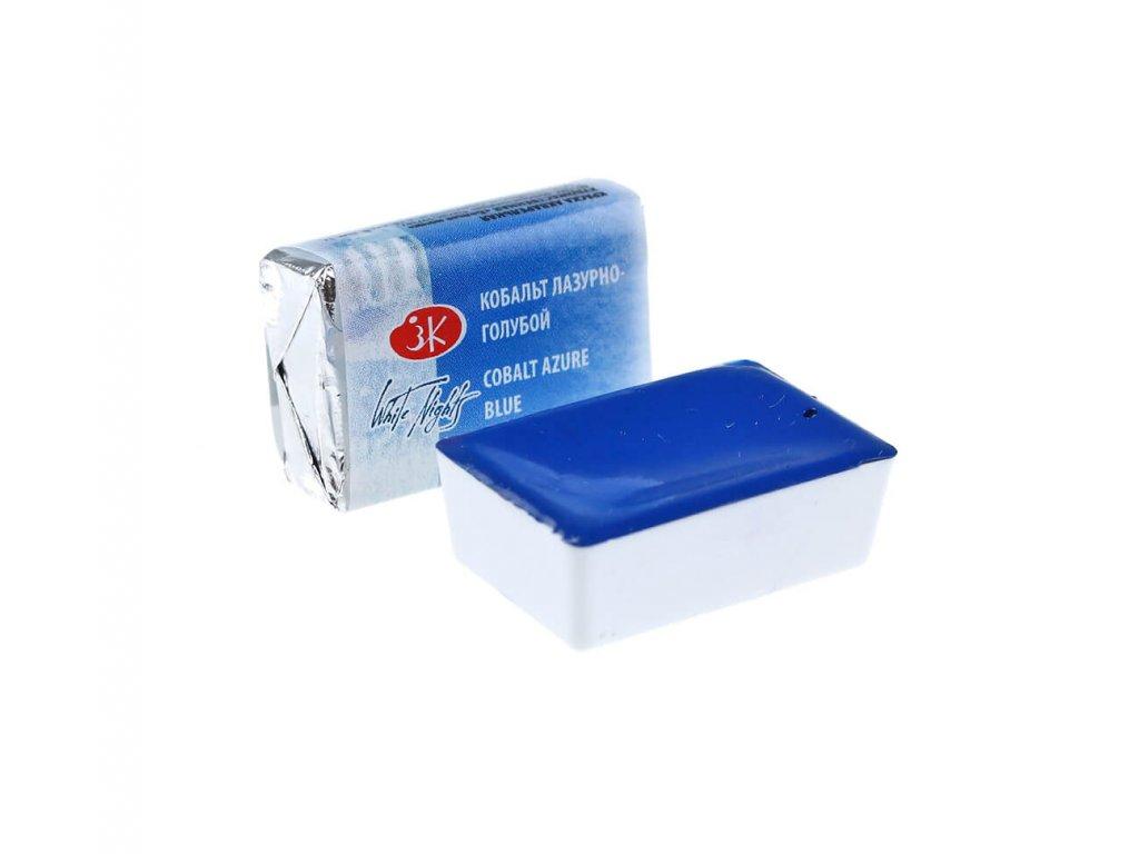 akvarelová barva white nights cobalt azure 532