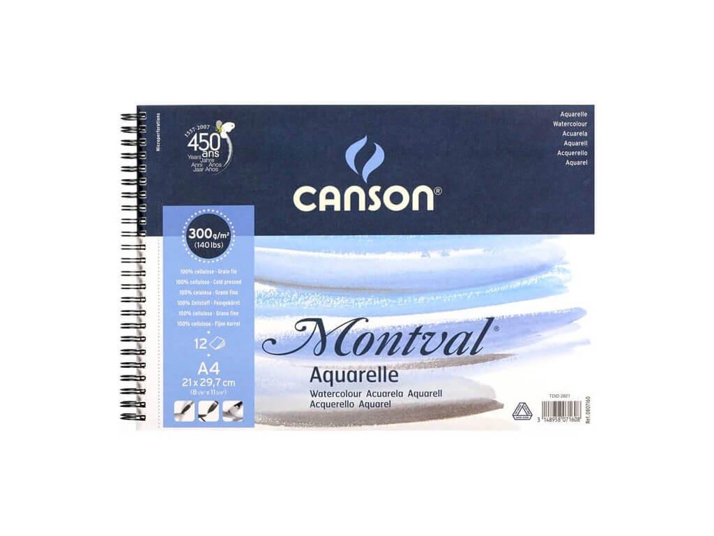 Skicák Canson Montval A4
