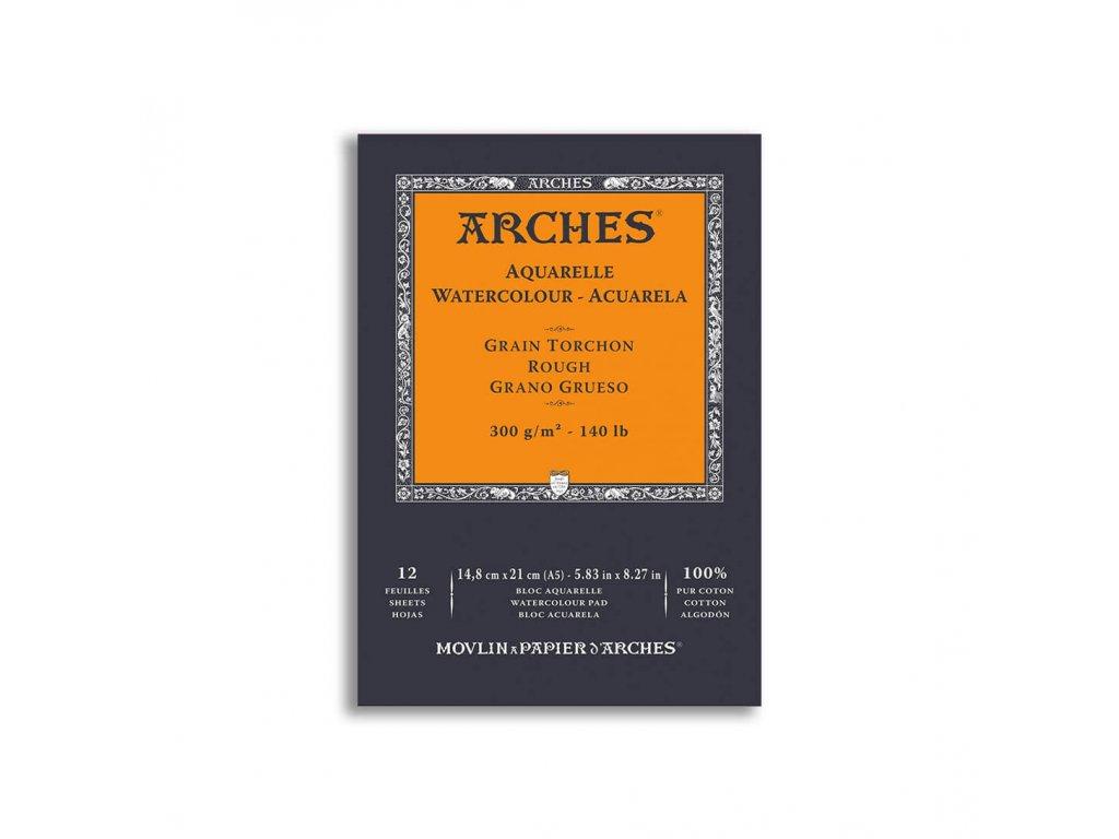 Skicák Arches Rough A5 2