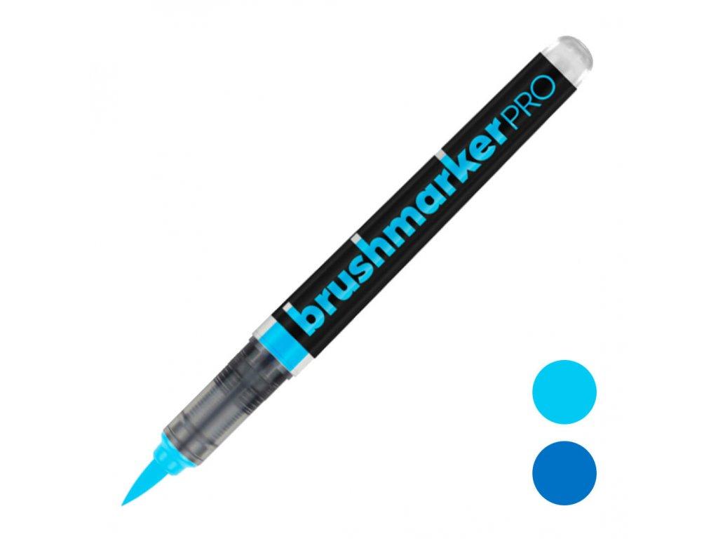 štětcový fix karin brushmaker pro modrý
