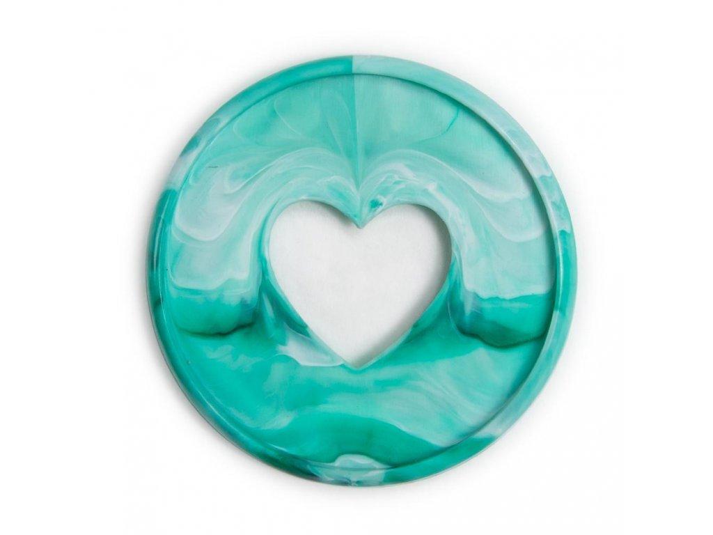 Spojovací disky do diáře Happy Planner 4,4 cm Dragonfly Marble