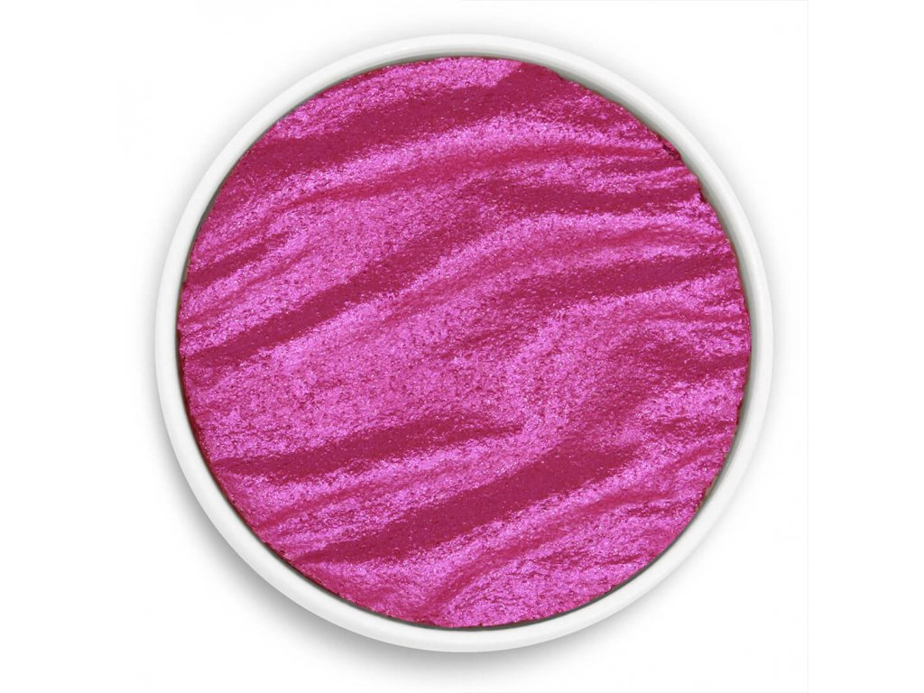 akvarelová barva Coliro Finetec vibrant pink