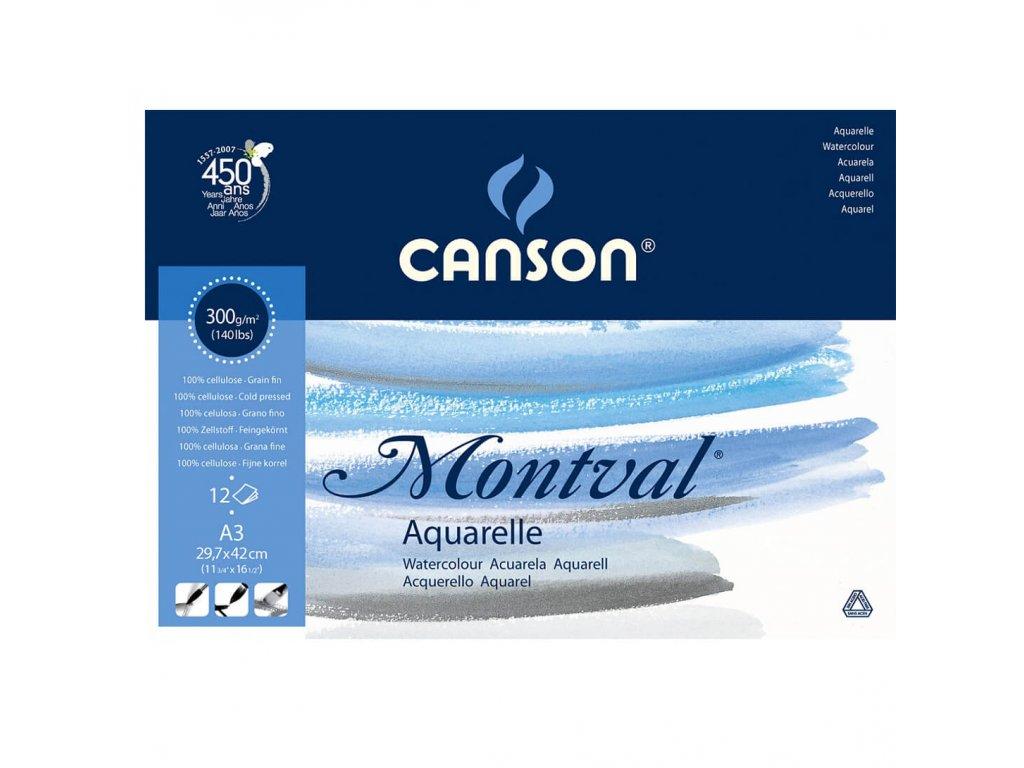 Skicák Canson Montval A3