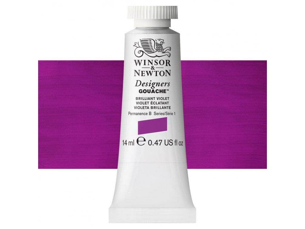 kvasova barva winsor newton swatch brilliant violet (1)