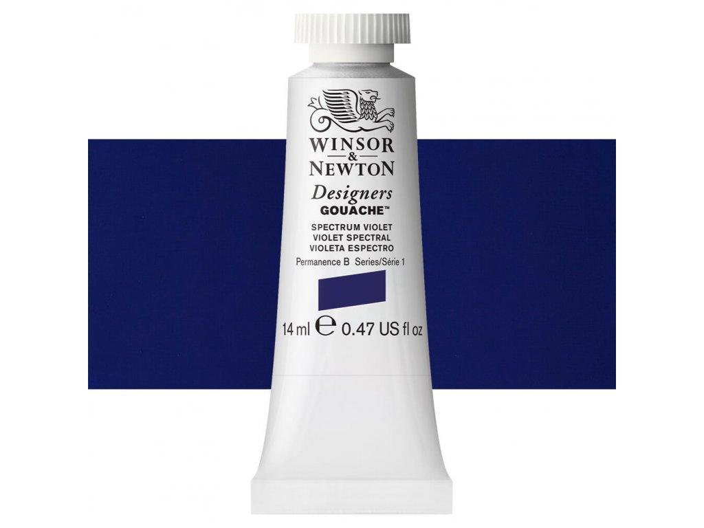 kvasova barva winsor newton spectrum blue