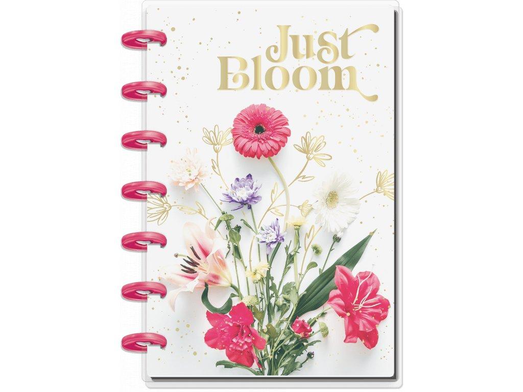 Diář 2021 2022 Happy Planner MINI Just Bloom