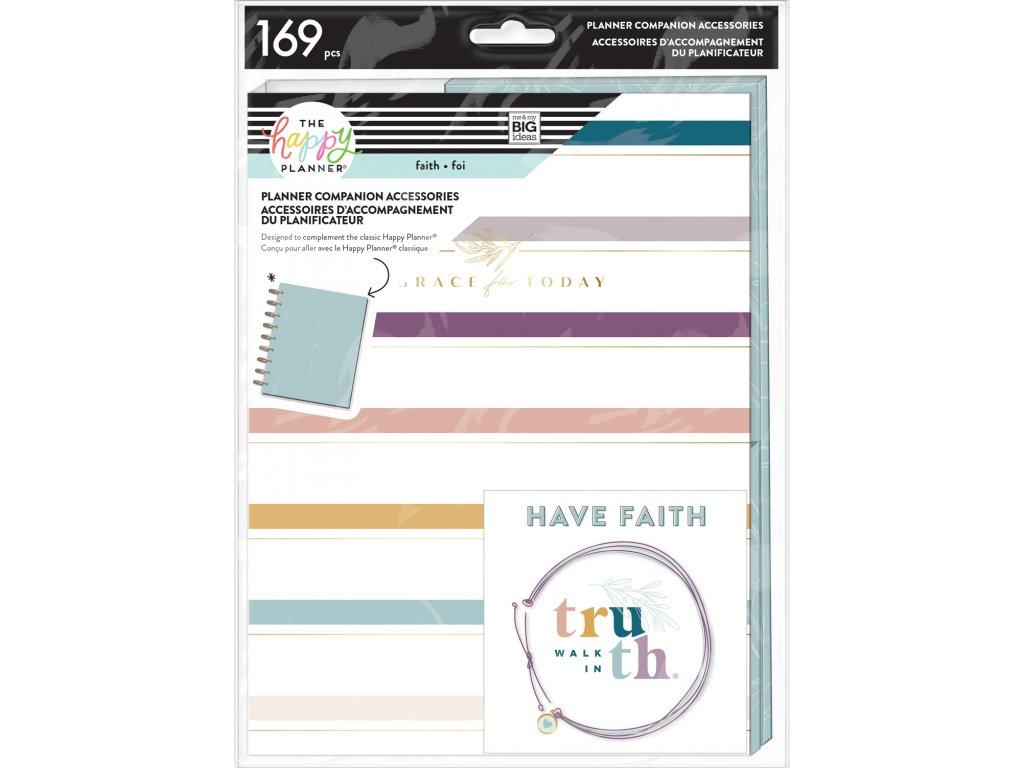 Rozšíření pro diáře Happy Planner CLASSIC Simple Faith