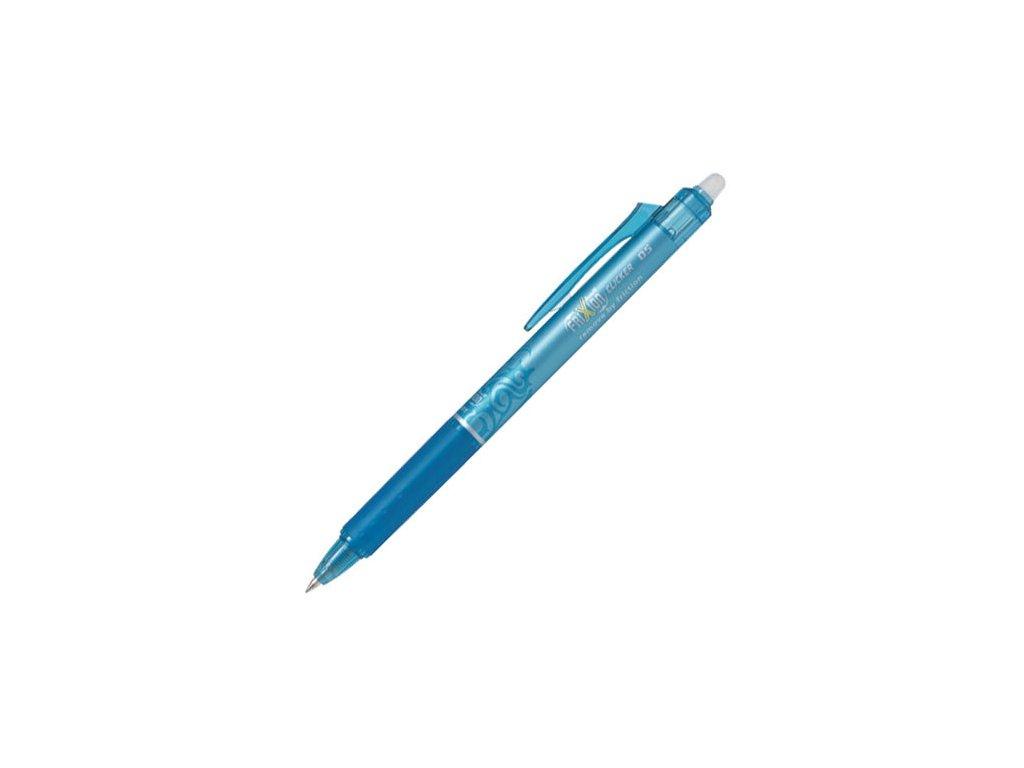 Roller Pilot 2062 FriXion Clicker 05 - světle modrá