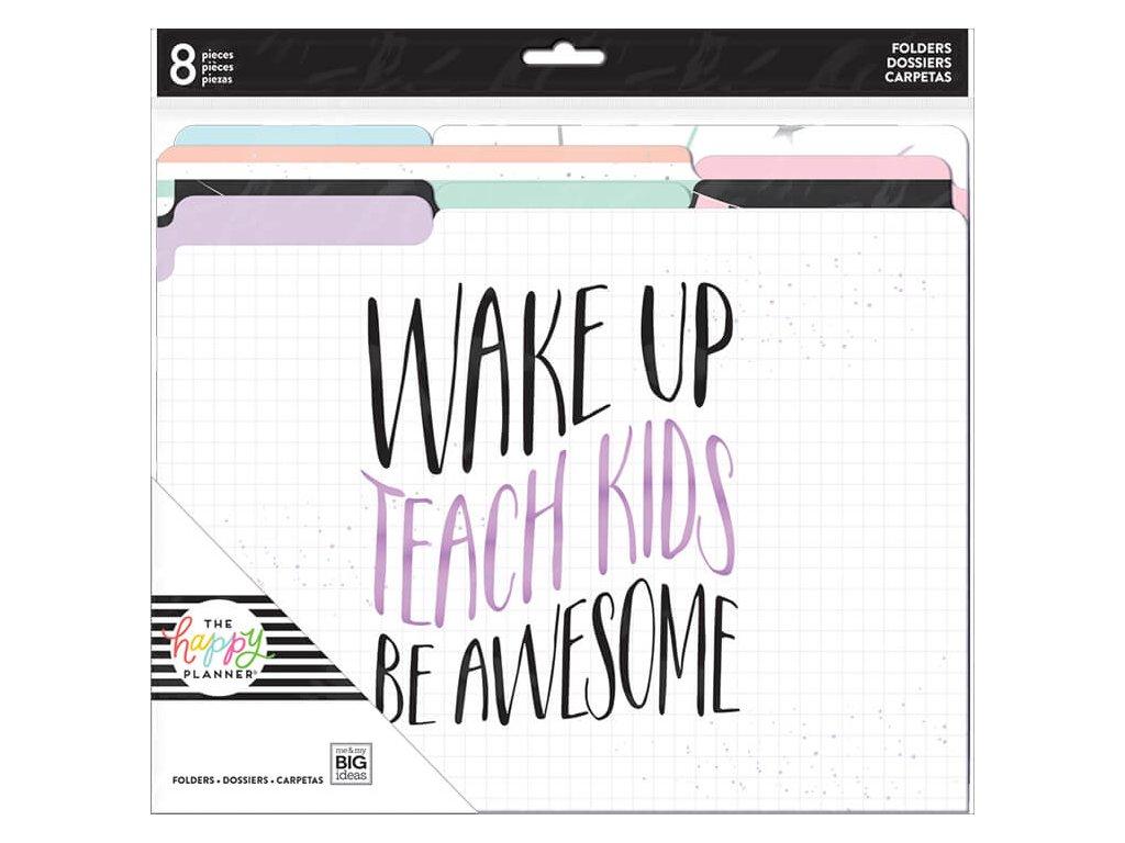Desky na dokumenty Happy Planner - Teach Kids
