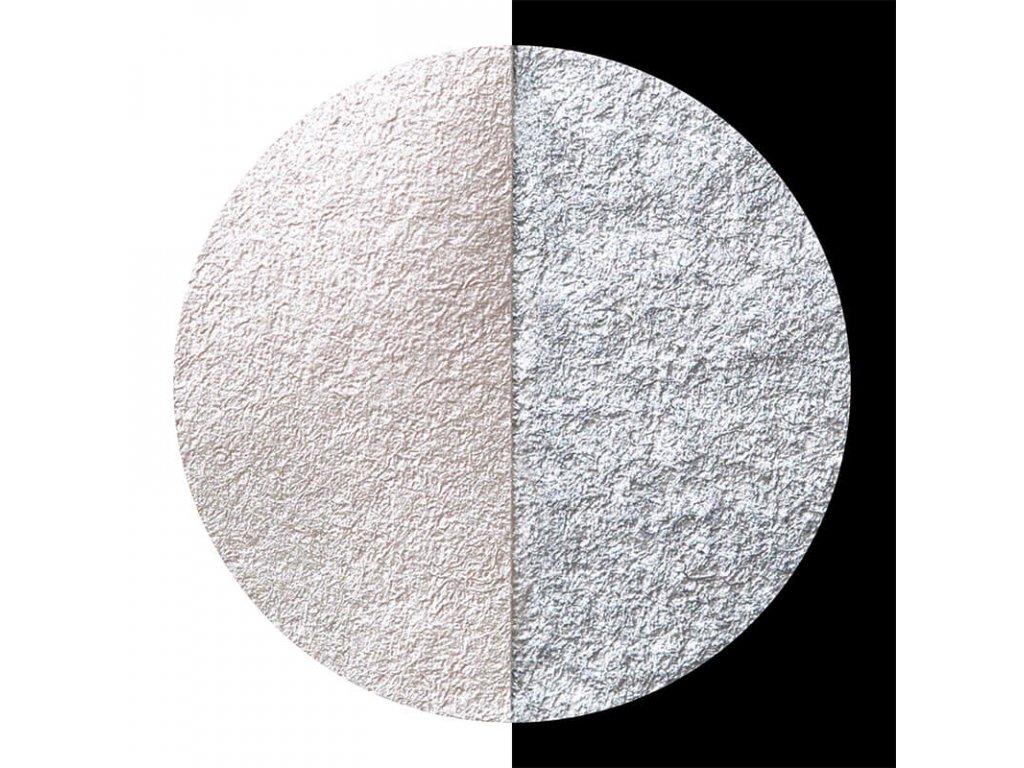 Akvarelové barvy Coliro Pearlcolors - Silver Pearl, 1 ks