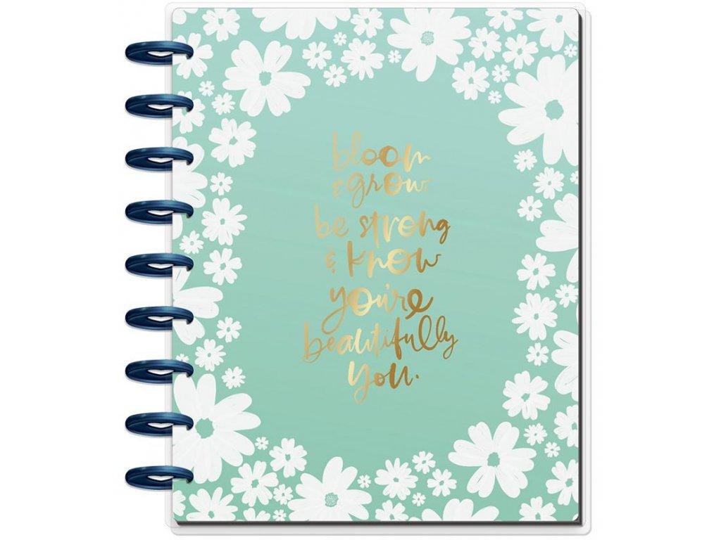 Motivační zápisník Happy Planner CLASSIC - You're beautifully You