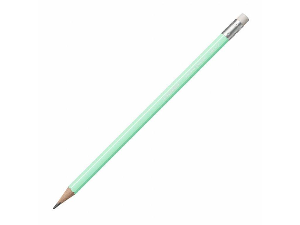 Tužka Stabilo Swano Pastel HB, zelená
