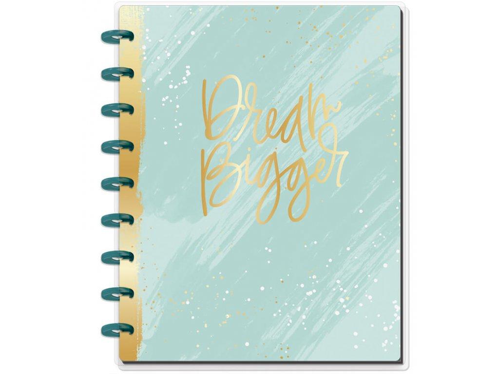 Zápisník Happy Notes CLASSIC - Dream Bigger