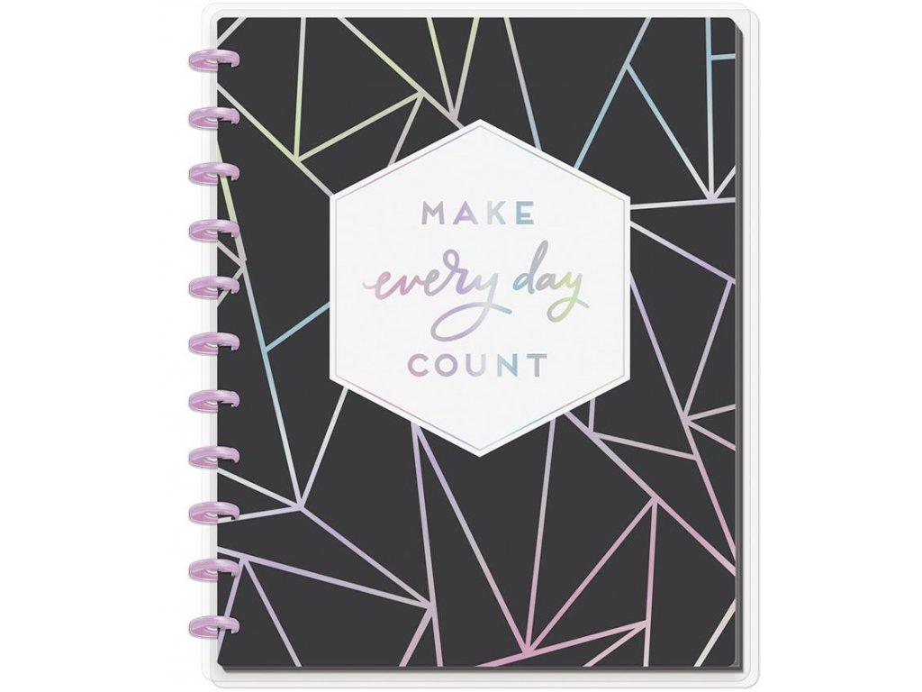 Zápisník Happy Notes BIG - Geo