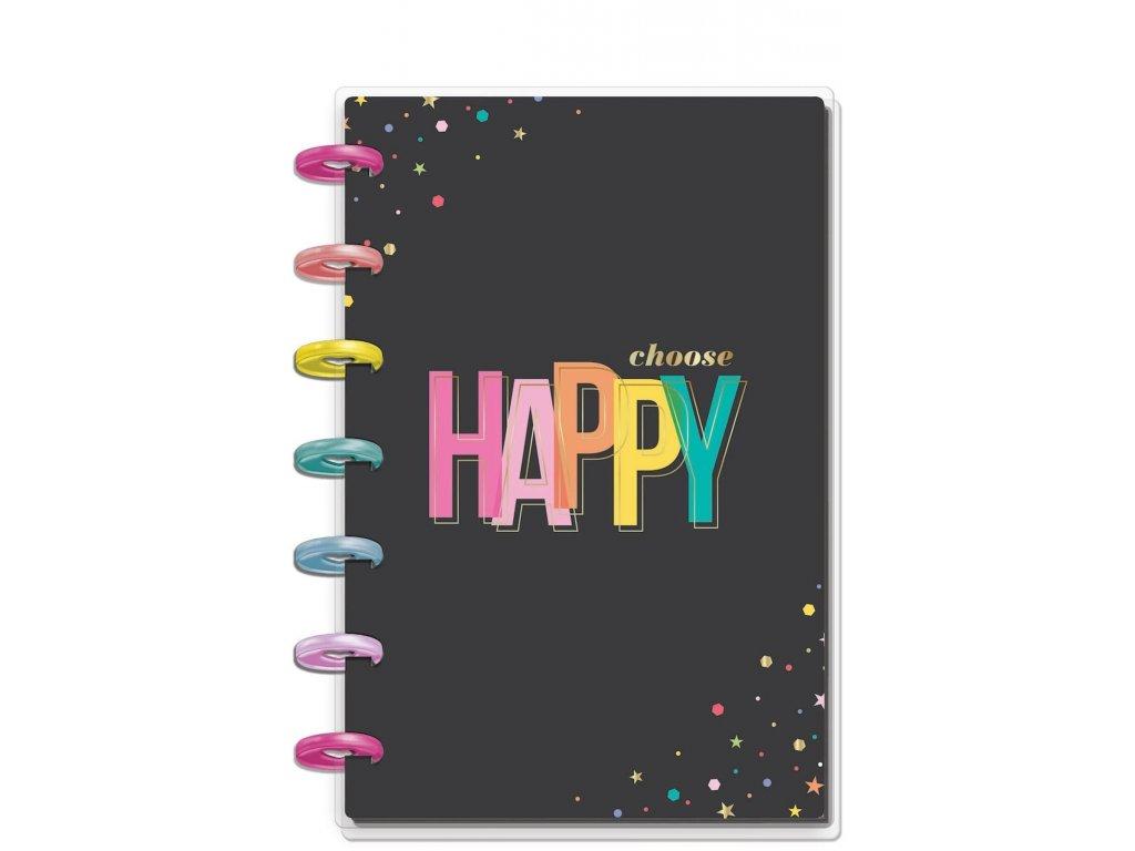 Zápisník Happy Notes MINI - Oh Happy Everyday