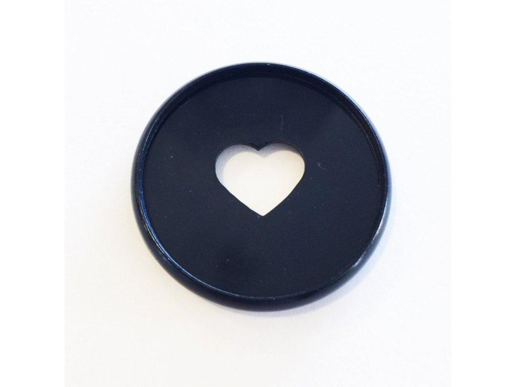 Spojovací disky do diáře Happy Planner 3,2 cm - Black