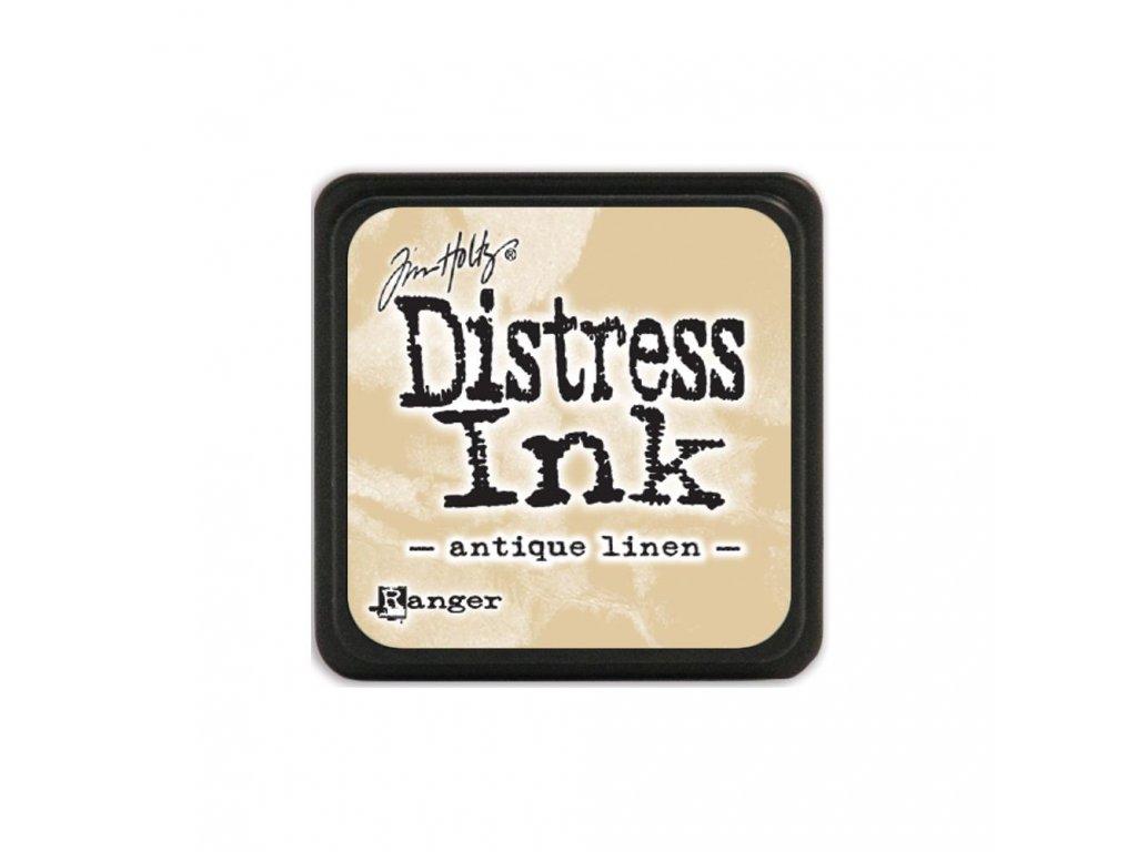 Razítkovací polštářek Distress Mini - Antique Linen