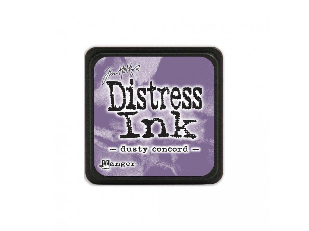 Razítkovací polštářek Distress Mini - Dusty Concord