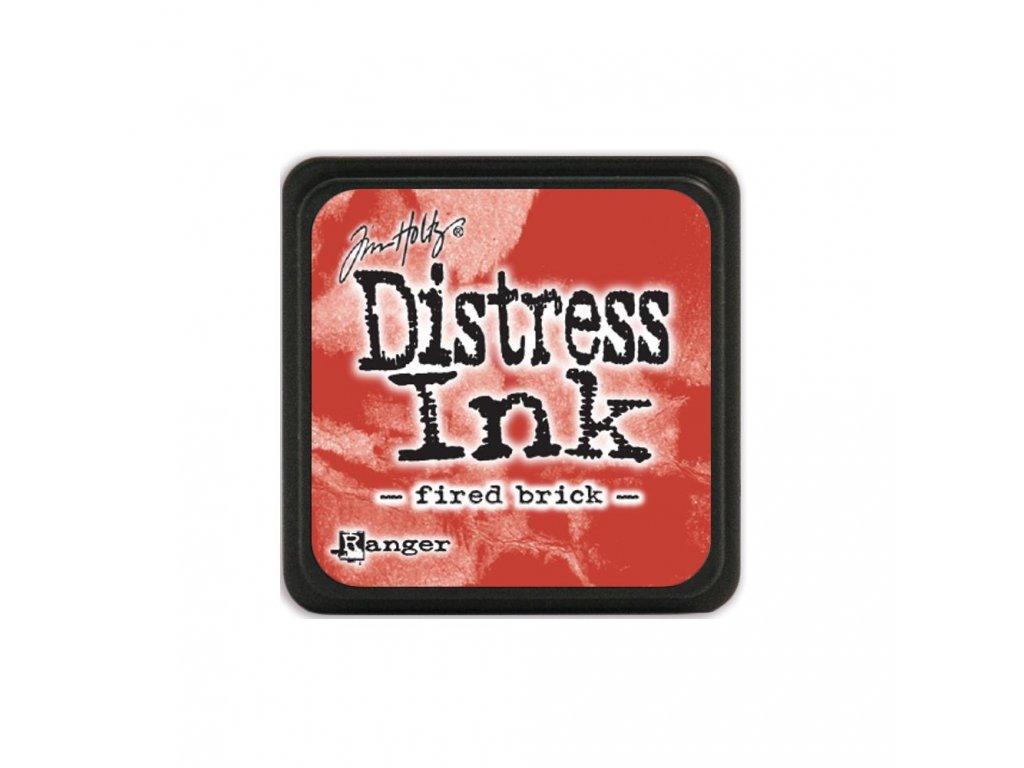 Razítkovací polštářek Distress Mini - Fired Brick