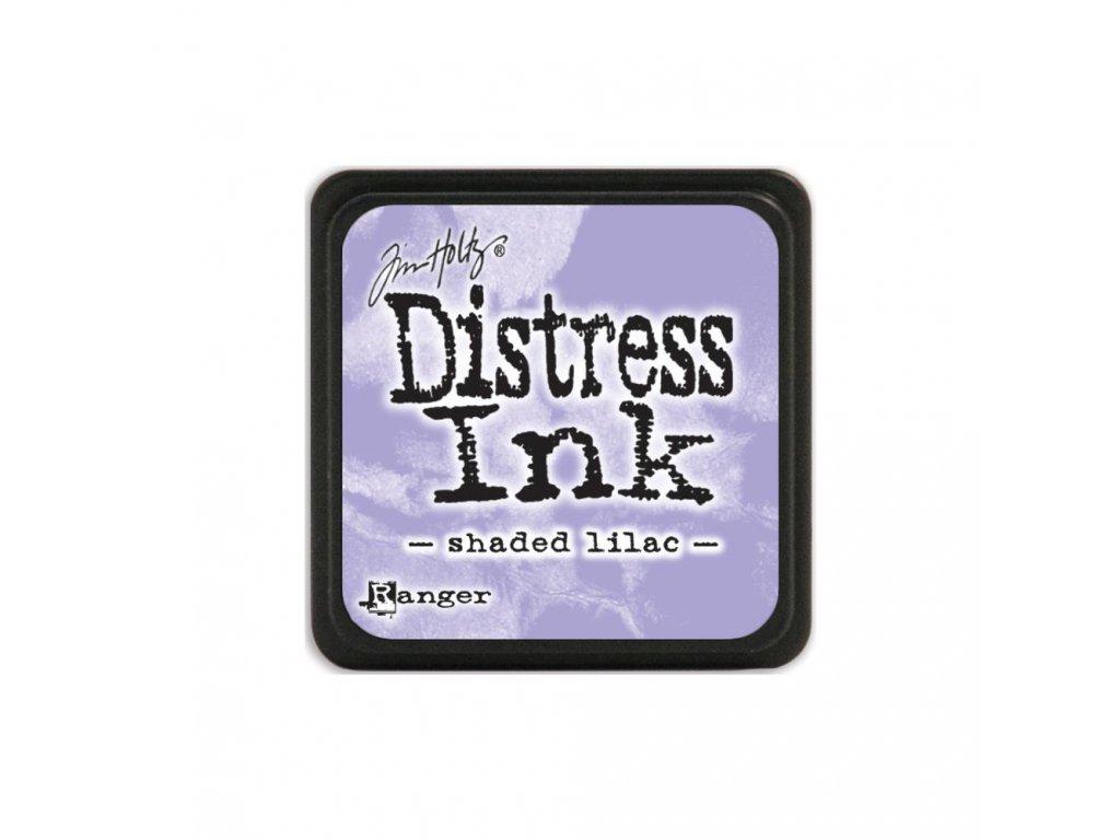 Razítkovací polštářek Distress Mini - Shaded Lilac