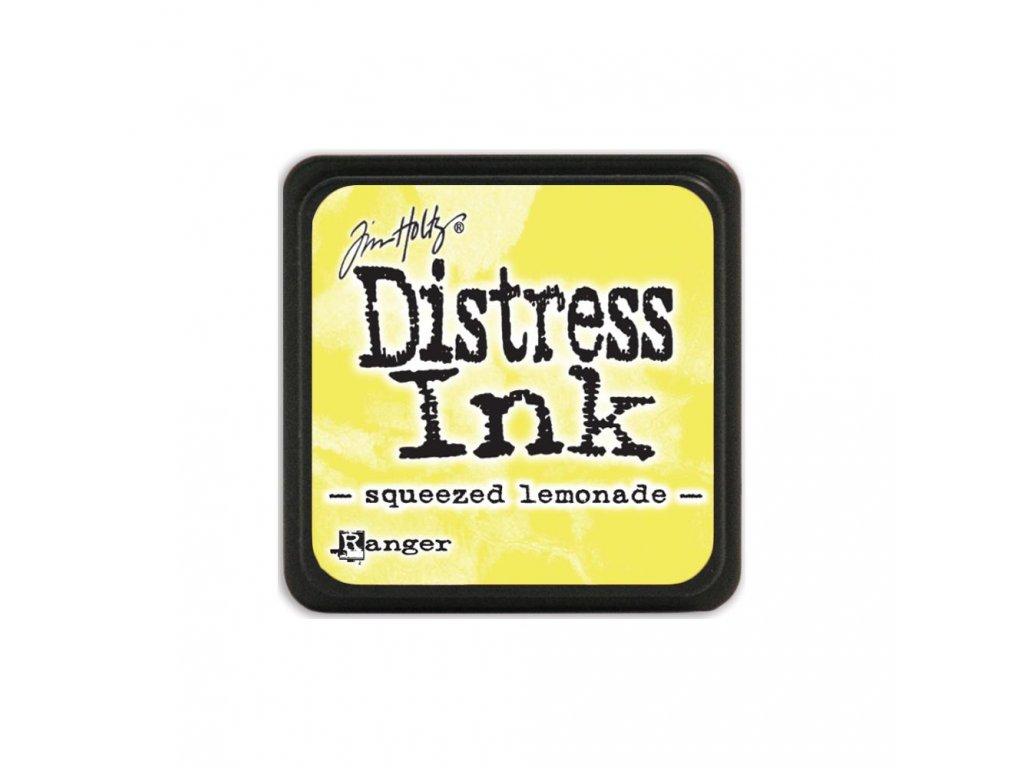 Razítkovací polštářek Distress Mini - Squeezed Lemonade