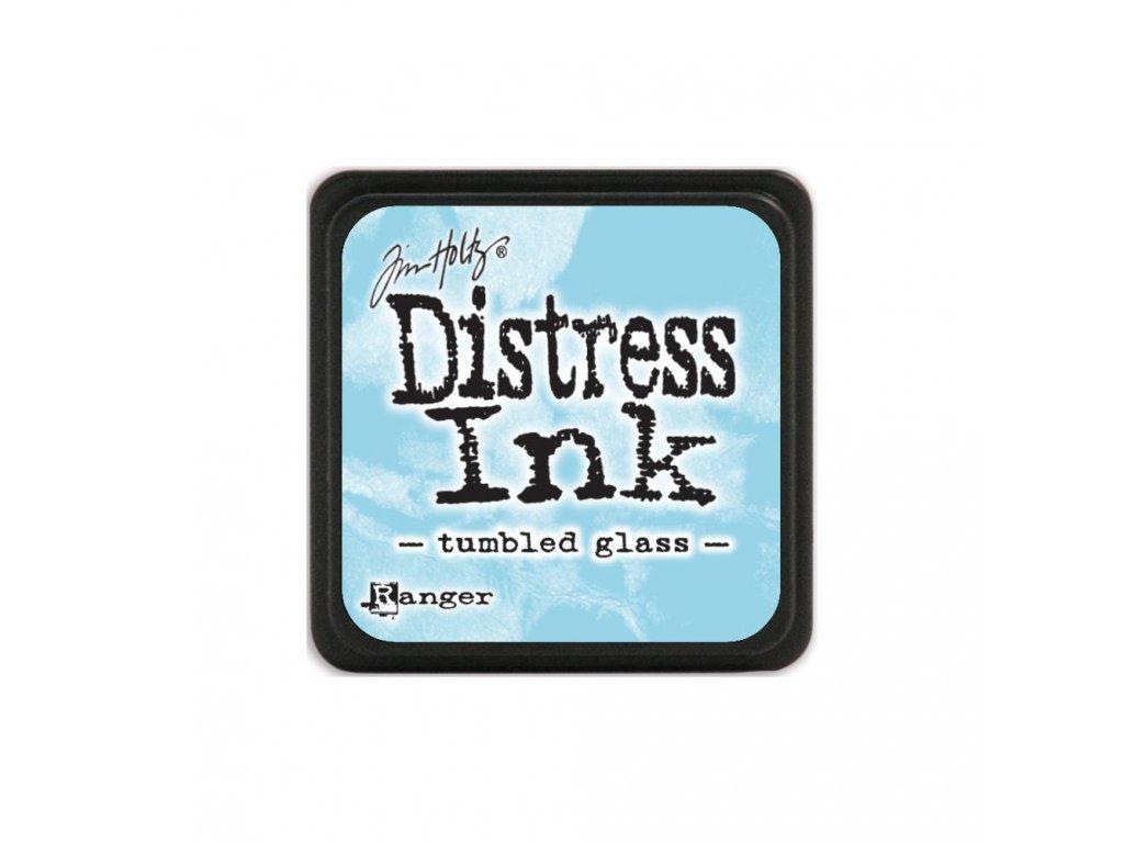 Razítkovací polštářek Distress Mini - Tumbled Glass
