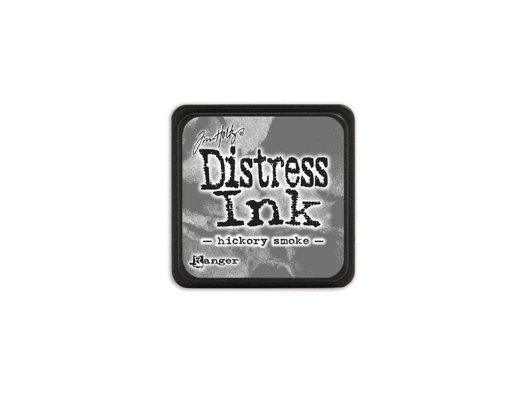 Razítkovací polštářek Distress Mini - Hickory Smoke