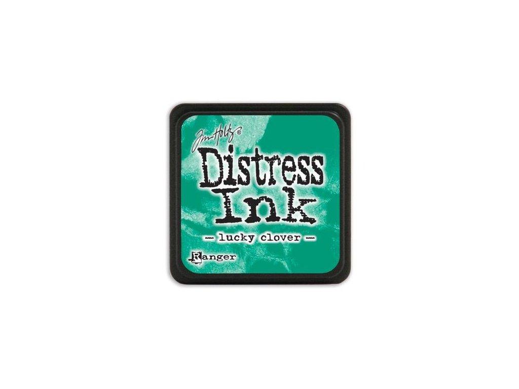 Razítkovací polštářek Distress Mini - Lucky Clover