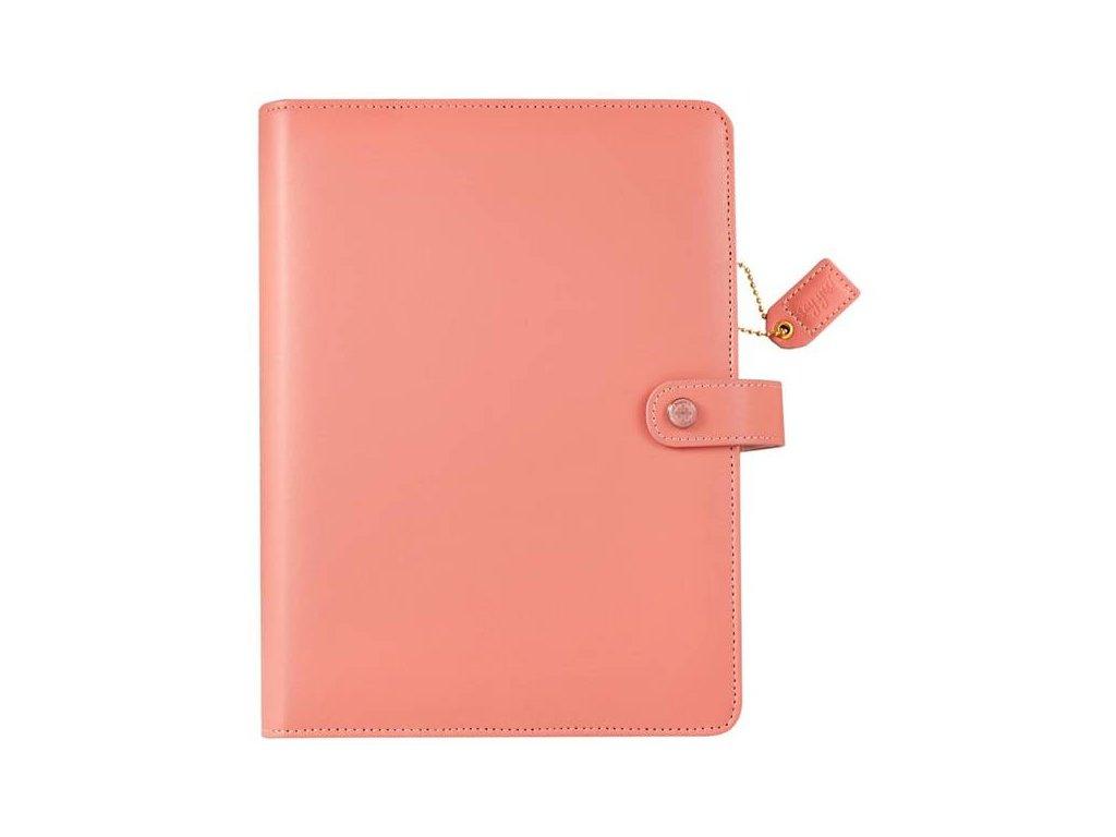 Nedatovaný diář Webster's Pages A5 - Pretty Pink