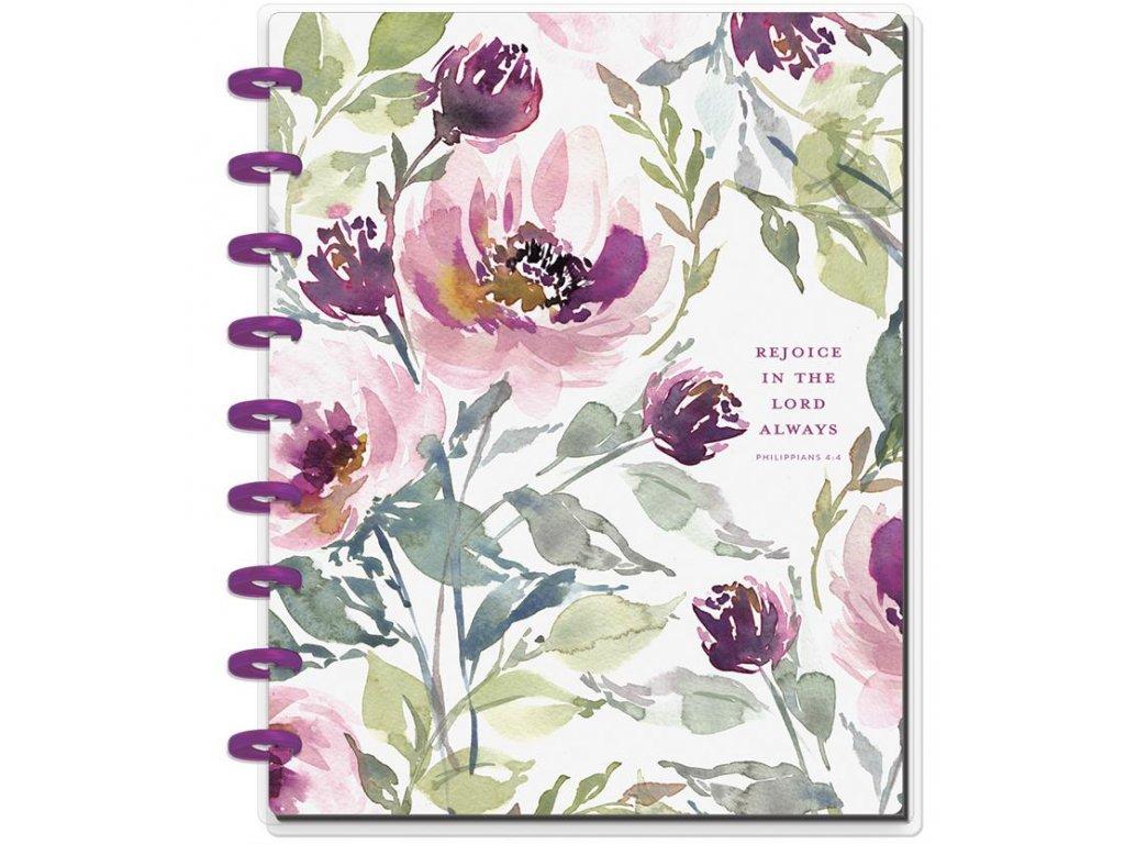 Zápisník Happy Notes CLASSIC - Faith
