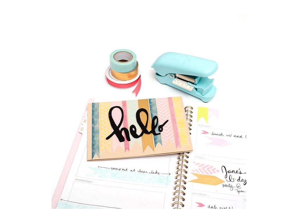 Řezačka na papírové pásky We R Memory Keepers