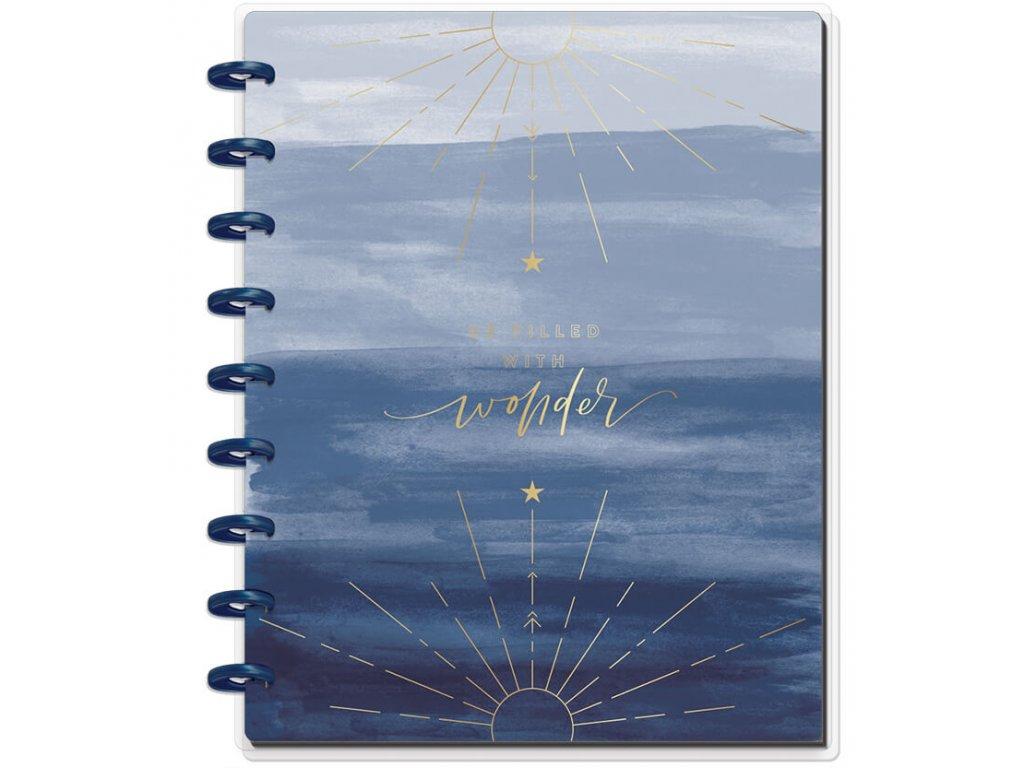Zápisník Happy Notes CLASSIC - Boho Wonder