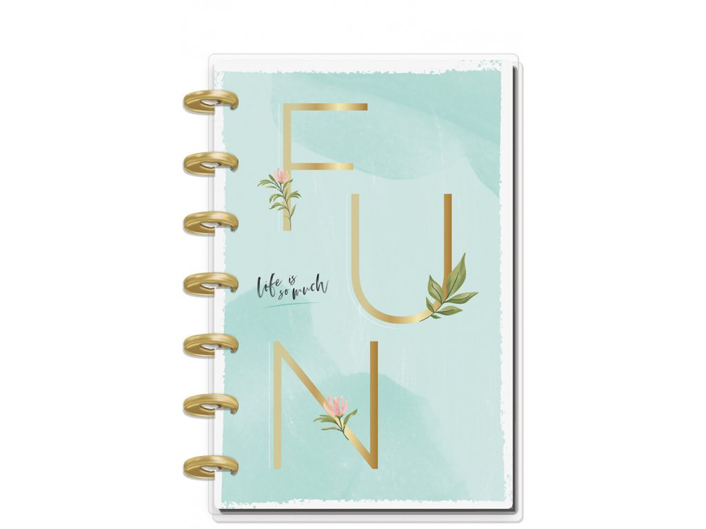 Zápisník Happy Notes MINI - You Can Do Anything