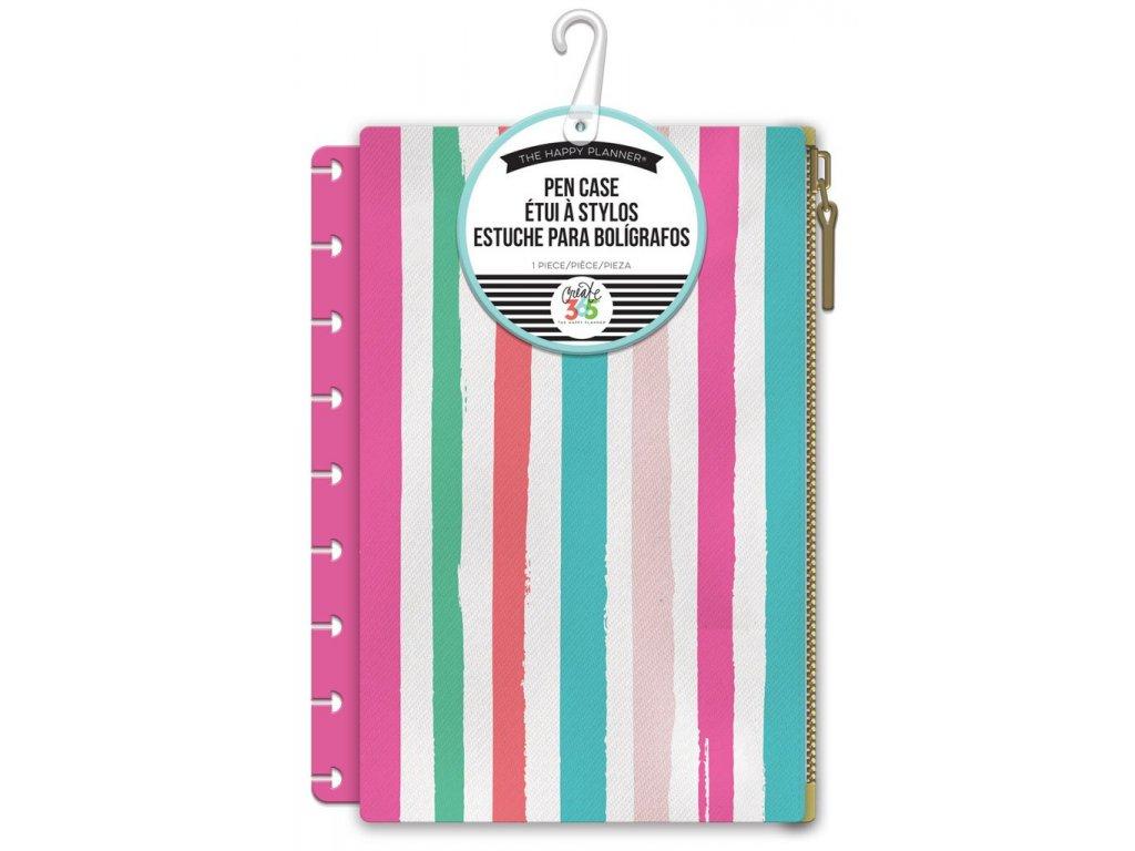Penál Happy Planner - Painted Stripe