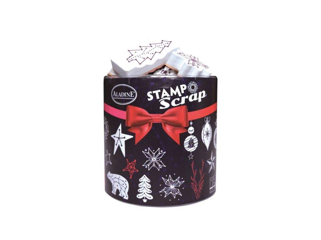 Razítka Aladine StampoScrap, Konstelace